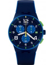 Swatch SUSN409 Bleu Sur Bleu Watch