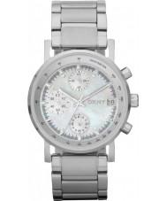 DKNY NY4331 Ladies Lexington Silver Chronograph Watch