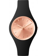 Ice-Watch ICE.CC.BRG.S.S.15 Ladies Ice-Chic Black Silicone Strap Small Watch