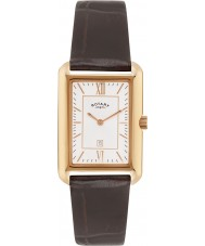 Rotary GS02691-02 Mens Timepieces Champagne Brown Watch