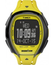 Timex TW5M00500 Ironman 150-Lap Full Size Sleek Yellow Resin Strap Watch