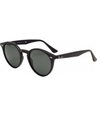 Ray-Ban RB2180 49 Highstreet Black 601-71 Sunglasses