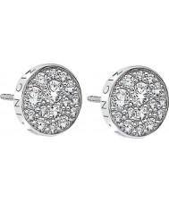 Emozioni DE456 Ladies Scintilla Sterling Silver Earrings