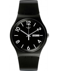 Swatch SUOB715 New Gent - Backup Black Watch