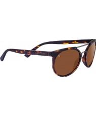 Serengeti 8356 Lerici Black Sunglasses