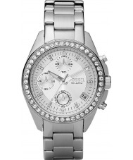 Fossil ES2681 Ladies Dress Stainless Steel Watch