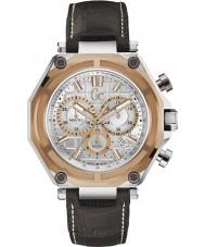 Gc X10001G1S Mens Gc-3 Sport Brown Chronograph Watch