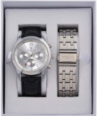 minster MN-SET1 Mens Watch and Strap Gift Set