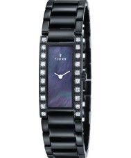 Fjord FJ-6012-33 Ladies Aasa 2 Hand Black Watch