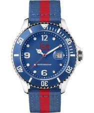 Ice-Watch Big Ice-Polo Blue and Red Watch