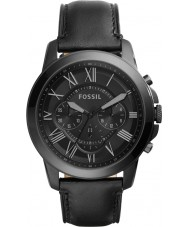 Fossil FS5132 Mens Grant Black Chronograph Watch