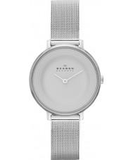 Skagen SKW2211 Ladies Ditte Silver Mesh Strap Watch