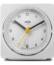 Braun BNC011WHWH White Alarm Clock