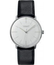 Junghans 027-3501-00 Max Bill Black Automatic Watch