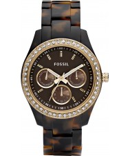 Fossil ES2795 Ladies Stella Tortoise Watch
