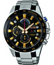 Casio Mens Edifice Red Bull Racing Limited Edition Black Silver Watch