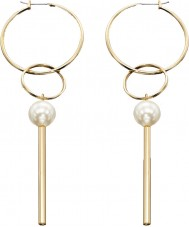 Fiorelli E5243 Ladies Sleek Statement Earrings