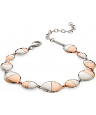 Fiorelli B4835 Ladies Textured Forms Bracelet