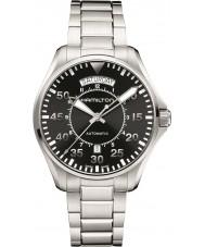 Hamilton H64615135 Mens Khaki Aviation Watch