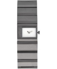 Levis L020GI-1 Ladies White Dial Stainless Steel Case And Bracelet Watch