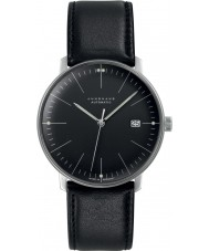 Junghans 027-4701-00 Max Bill Black Automatic Watch