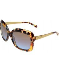 Michael Kors MK2007 57 Key West Ocean Confetti Tortoiseshell 303148 Sunglasses