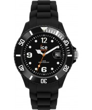 Ice-Watch SI.BK.S.S.12 Small Sili Forever Black Watch