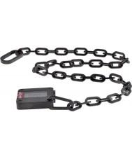 Levis L005GIBHSB Ladies Black Ip Steel Head Case With Digital Display Watch