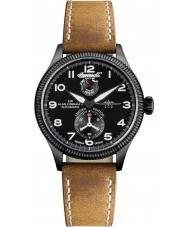 Ingersoll IN3107BBKW Mens Cobham II Brown Leather Strap Automatic Watch