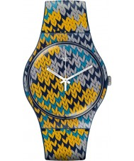 Swatch SUON110 New Gent - Summer Socks Watch