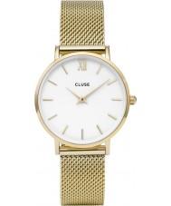 Cluse CL30010 Ladies Minuit Mesh Watch