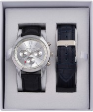 minster MN-SET3 Mens Watch and Strap Gift Set