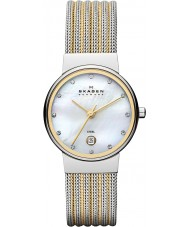 Skagen 355SSGS Ladies Klassik Two Tone Steel Watch