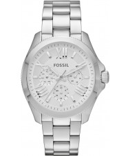 Fossil AM4509 Ladies Cecile Silver Steel Chronograph Watch