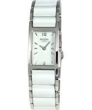 Boccia B3201-01 Ladies Titanium and Ceramic Bracelet Watch