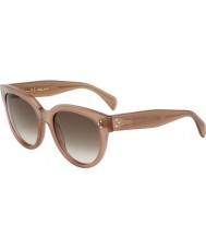 Celine Ladies CL 41755 GKY DB Opal Brown Sunglasses