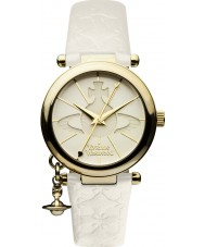 Vivienne Westwood VV006WHWH Ladies Orb II Watch