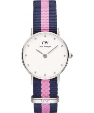 Daniel Wellington DW00100073 Ladies Classy Winchester 26mm Silver Watch