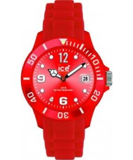 Ice-Watch SI.RD.U.S.12 Sili-Red Sunray Dial Watch