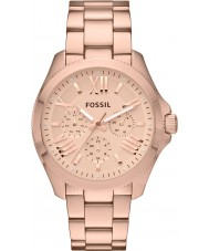 Fossil AM4511 Ladies Cecile Rose Gold Steel Chronograph Watch