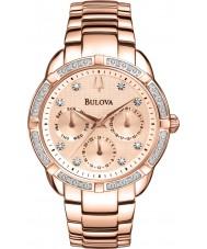 Bulova 98W178 Ladies Diamond Watch