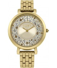 Lipsy LP397 Ladies Stone Set Gold Tone Watch