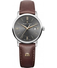 Maurice Lacroix EL1094-SS001-311-1 Ladies Eliros Brown Leather Strap Watch