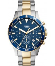 Fossil CH3076 Mens Crewmaster Watch