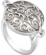 Hot Diamonds Ladies Wild Roses Orb Ring