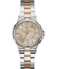 Gc Y34010L3 Ladies Structura Cable Watch