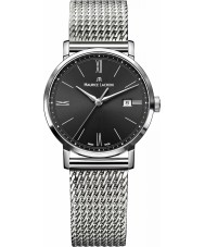 Maurice Lacroix EL1084-SS002-310 Ladies Eliros Black and Steel Mesh Watch