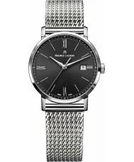 Maurice Lacroix EL1084-SS002-310 Ladies Eliros Black and Steel Mesh Watch