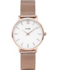 Cluse CL30013 Ladies Minuit Mesh Watch