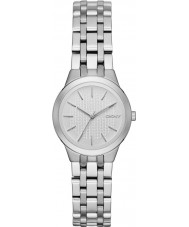 DKNY NY2490 Ladies Park Slope Silver Steel Bracelet Watch